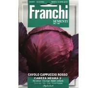Капуста краснокочанная Cabeza Negra 3 100гр  A 29/5   Franchi Sementi