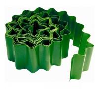 Бордюр садовый, 10 х 900 см, зелёный PALISAD 64480
