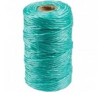Шпагат STAYER многоцелевой полипропиленовый, зеленый, 800текс, 60м