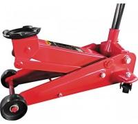 Домкрат гидравлический подкатный, 2 т, h подъема 135–300 мм SPARTA 510085