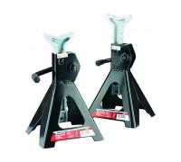 Подставки под машину регулируемые, 2 т, h подъема  275-420 мм, 2 шт. MATRIX 51620