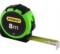 """Stanley, 0-30-805, РУЛЕТКА ИЗМЕРИТЕЛЬНАЯ """"HIGH VISIBILITY"""" 8М Х25ММ"""