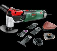 Многофункциональный инструмент Bosch  PMF 250 CES Set 0603100621