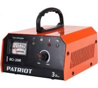 Импульсное зарядное устройство PATRIOT BCI-20M