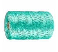 Шпагат ЗУБР многоцелевой полипропиленовый, зеленый, 1200текс, 110м