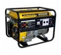 Бензиновая электростанция Firman SPG6500E1+ATS