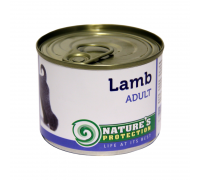 NP Dog Adult Lamb 200g dog food