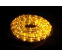 Дюралайт LED круглый желтый