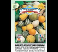 Тыква декоративная Ornamentale mix семена DB
