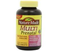 Витамины Nature Made PrenatalMulti (Для Беременных)