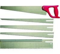 Ножовка по дереву, 350 мм,  5 сменных полотен SPARTA 231255
