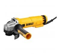 DeWalt, DWE4235-CCRU, Углошлифовальная машина 1400W 125mm