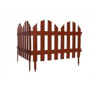 """Забор декоративный """"Ренессанс"""", 28 х 300 см, терракот  65025"""