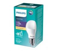 Лампа Philips ESS LEDBulb 11W E27 3000K 230V 1CT (929001900287)