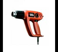 B&D, KX2000K, Пистолет горячего воздуха,  2000Вт, t=50 – 600 °C, подача воздуха 300 – 650 л\мин KX20