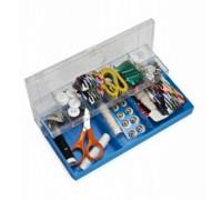 Набор для шитья, 100 предметов в пластиковой коробке TD 0134