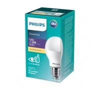Лампа Philips ESS LEDBulb 7W E27 3000K 230V 1CT (929001899487)