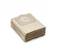 Бумажные фильтр-мешки (5 шт) для WD 3.200,WD 3.300, SE 4002, SE 5.100 6.959-130.0