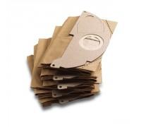 Бумажные фильтр-мешки (5 шт) для WD 2.200 6.904-322.0