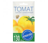 Томат Гигант лимонный средний 0,1гр. Агроуспех®