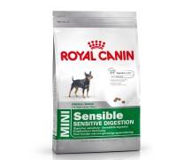 Royal Canin Mini Sensible Корм для собак с чувствительным пищеварением 17kg