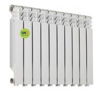 Алюминиевый радиатор UNO-TARIO 500/80 (10секц)