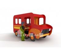 Игровой комплекс «Автобус»  МИФ-18