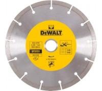 DeWalt, DT3721, Алмазный отрезной круг с лазерной сваркой сегментов универсальные для сухого резания