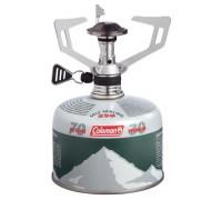 Горелка газовая Coleman F1 Spirit (мощн. 3100Вт, работает на картриджах С250, С500, чехол, вес 118г.