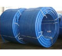 Водопроводная напорная полиэтиленовая труба Ø75мм, т.с. 3,6мм (за 1пм)