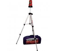 Уровень лазерный, 150 мм, штатив 1100 мм MATRIX 35033