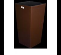 Кашпо Финезия 250х250мм, цвет коричневый Польша