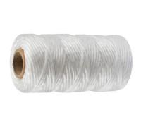 Шпагат ЗУБР многоцелевой полипропиленовый, белый, 1200текс, 60м