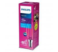 Лампа Philips LEDClassic 4-40W B35 E27 865 CLNDA (929001975608)