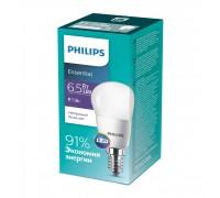 Лампа Philips ESS LEDLustre 6.5-75W E14 840 P45ND (929001886907)