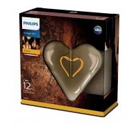 Лампа Philips LEDClassic 12W Heart E27 2000 G ND (929001935501)