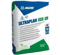 Быстросхватывающаяся самовыравнивающаяся смесь Ultraplan ECO 20 23кг
