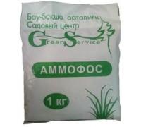 Удобрение минеральное Аммофос 1 кг