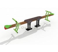 Пружинная качалка - балансир КЧ-13