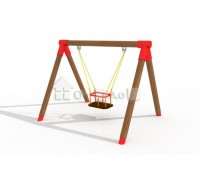 Качели для малышей  (без сиденья) МИФ-56Р