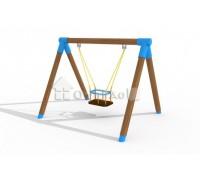 Качели для малышей  (без сиденья) МИФ-57Р