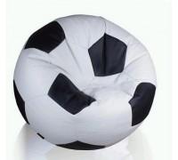 Мяч бело-черный