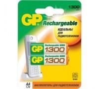 Аккумулятор GP 130AAHC-2CPCR2 блистер 2 шт/10/100/