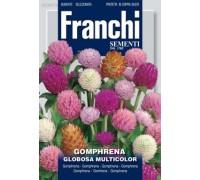 "Семена цветов ""Гомфрена разноцветная"" 30 гр.   Franchi Sementi"