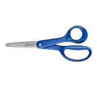 ножницы для апликаций, голубые