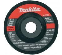 Шлифовальный диск изг.230 x 6.0 x 22.25 D-18487 Makita