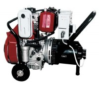 АБ2-230-В генератор 1,5 кВт, бензин