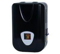 Стабилизатор PC-TM 3000VA Наст. (Эл) черный