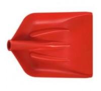 Лопата для снега Италия 5100/R  ARCTIC с черенком