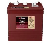 T125 6V Батарея с жидким электролитом